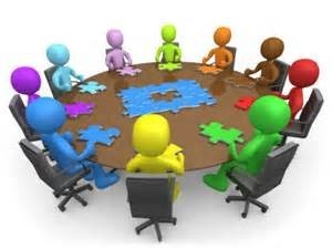 Focus group table